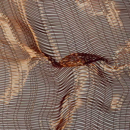 acrylic couture Cancello Kupfer