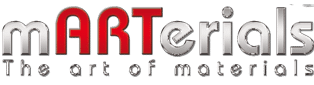 mARTerials – the art of materials Logo