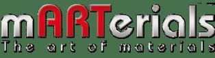 mARTerials – the art of materials Logo