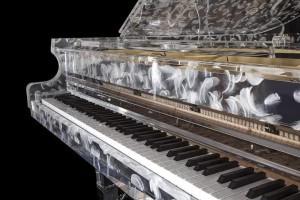 acrylic couture Piano Vento