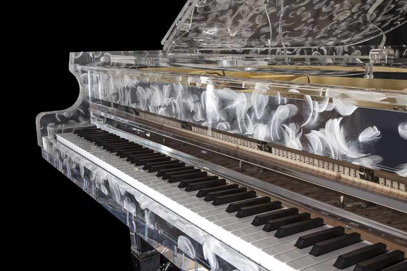"acrylic couture® Piano ""vento"""