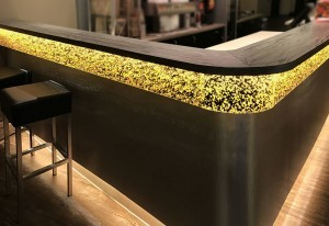 acrylic couture Fiocchi Gold